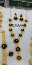 Traditional Necklace Set For Women And Girl Bijoux