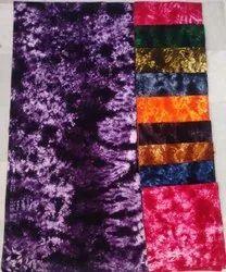 Jaipur tie dye nighty piece