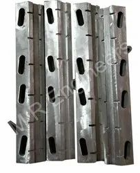Stainless Steel Alloy T Track Slot, For Drill Machine