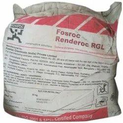 Fosroc Renderoc RGL Microconcrete