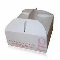 Corrugated Kraft Paper Custom Printed Duplex Carton, Weight Holding Capacity (kg): <5 Kg