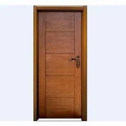 Hardwood Flush Door, For Home