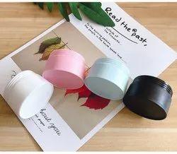 30 G 50 G 100 Gms Double Wall Matte Plastic Cosmetics Face Cream Empty Jar Packaging Jar
