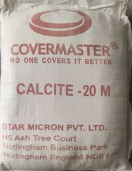 Calcite -20 M Powder, For Industrial, Packaging Type: Bag