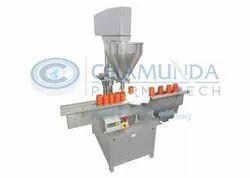 Single Head Auger Powder Filling Machine
