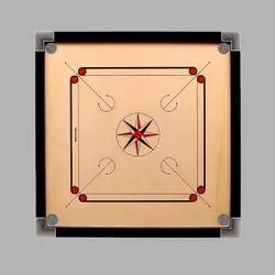 For Home Carrom Board 32 inch, Ply Thickness: 4 mm