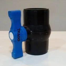 Goval PP PVC Water Ball Valves