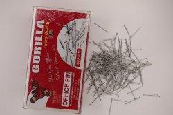 Stainless Steel Gorilla Office Pin 50 GM, 500pkts