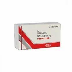 Topaz 100 MG Tablet ( Topiramate)