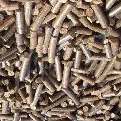 Wooden 4mm Biomass Briquettes