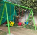 Toy Park Tripple Swing Set (MPS 514)