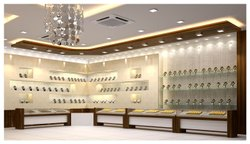 Jewellery Shops Interior Designing