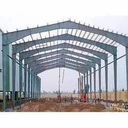 Fabricated Installation of Industrial Shed Service, in Pan India