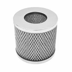 AWP Round MS Wire Mesh Filter, For Industrial