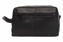 Leather Black Handy leader Bags, Size: Standard