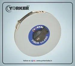 15 Mtr. Fiber Glass Measuring Tapes (Yorker)