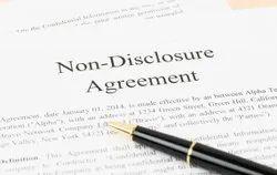 Non Disclosure Agreement Registration Service
