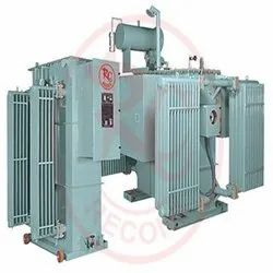 Oil Cooled Transformer With Built H T Stabilizer