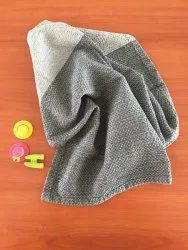 Waffle Two Color Way High Quality Cotton Kitchen Towel, Wash Type: Hand And Machine Wash, 0.172 G