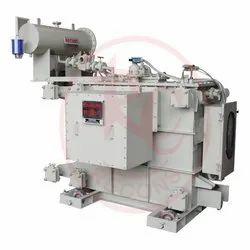 OLTC 500 kVA Distribution Transformers