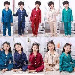 Girl & Boy Kids Nightwear Set