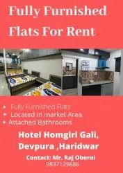PG Flat Available
