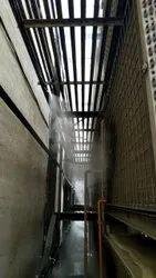 Fogging System For Data Center