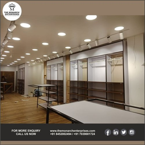 Clothes Shop Interior Design