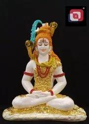 Polyresin Shiva Statue