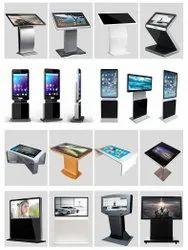 Interactive Touch Screen Kiosk