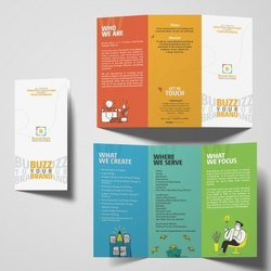 Tri Fold Brochure Design Service