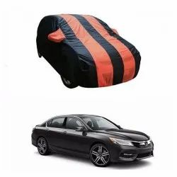 Black And Red Car Body Cover