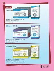 Olmesartan Medoxomil Amlodipine Besylate and Hydrochlorothiazide Tablets