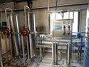 Bisleri mineral water bottling plant