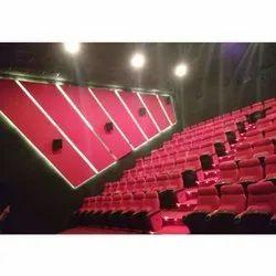 Theater Interior  Designing