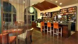 Cafe Interior Designing
