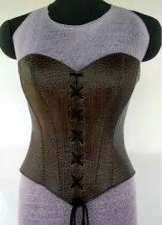 Medieval Handmade Leather Corset