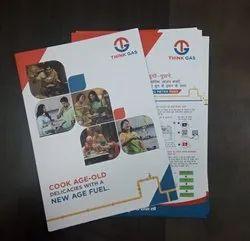 Paper Catalog Designing And Printing, in pan india