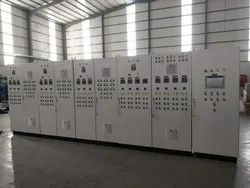 Digital PLC Panel for Industrial Automation