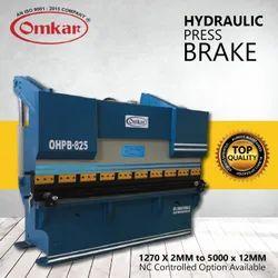 1270 x 2.5 MM Hydraulic Press Brake Machine (OHPB-212)