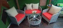 Outdoor Braid sofa