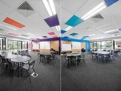 6 Months School Interior Designing Service