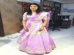 Engagement Wear Bridal Lehenga