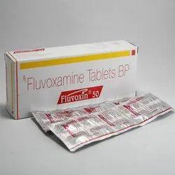 Fluvoxin 50Mg Tablets ( Fluvoxamine)