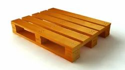 Two Way, Four Way Soft Wood Fumigated Wooden Pallet, For Shipping