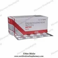 Niftas 100 Mg Tablets