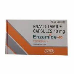 Enzalutamide Enzamide Capsules, Intas Pharmaceuticals