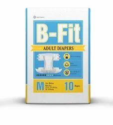 BFit Premium Adult Diapers Medium