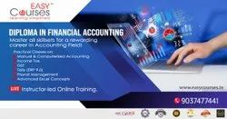 Offline & Online 2-3 Months Diploma in Financial Accounting Course Thrissur
