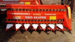 Tractor Front Mounted Reaper - 7 Feet 4 Belt - Export Quality
